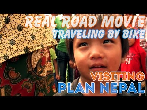 Bicycle Travel [Real Road Movie] Mission 7: Visiting Plan Nepal (Eng Sub)