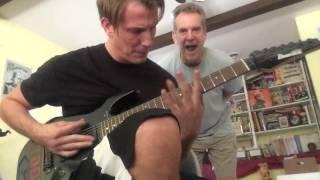 Thy Art Is Murder - Reign of Darkness guitar cover