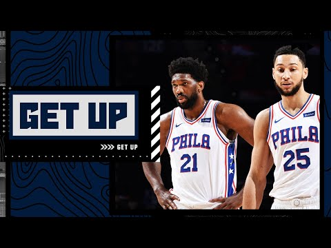 'The Process' has been canceled! The 76ers need to trade Ben Simmons - Kendrick Perkins | Get Up