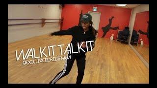 WALK IT TALK IT - MIGOS FT. DRAKE (TAP DANCE)