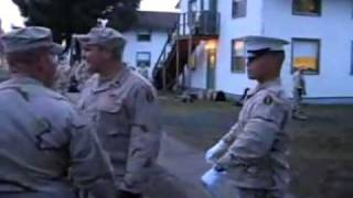 LOL VIDEO - Marine Corps Mocked by Army Soldier - Very Funny