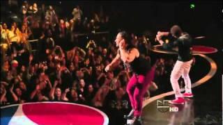 Chino y Nacho - Mi Niña Bonita (Pepsi Music Super Bowl Fan Jam) Live 2011