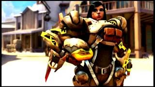 Overwatch - Glitter and Gold (AMV)