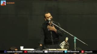 Zakir Zuriat Imran Shirazi (Sargodha) - AGHA - Northampton (UK) - 23rd July 2017 width=