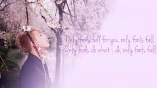 """[BTS] - """"FOOLS"""" Cover by JEON JUNGKOOK & KIM NAMJOON"""