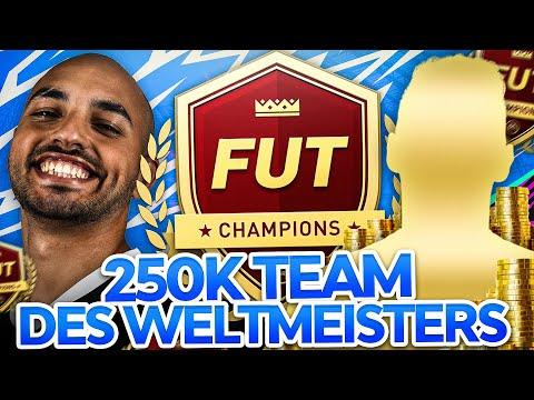 FIFA21-Team für 250k mit dem FIFA-Weltmeister MoAuba