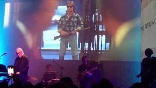 John Carpenter- They Live main theme live in Vicar Street Dublin