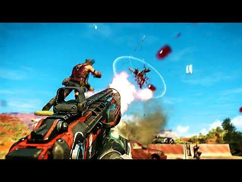 RAGE 2: Eden Assault Gameplay Trailer (2018) PS4 / Xbox One / PC