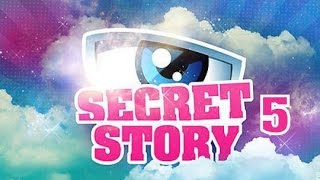 Secret Story 5 - A VOZ . Toque de mensagem + Download