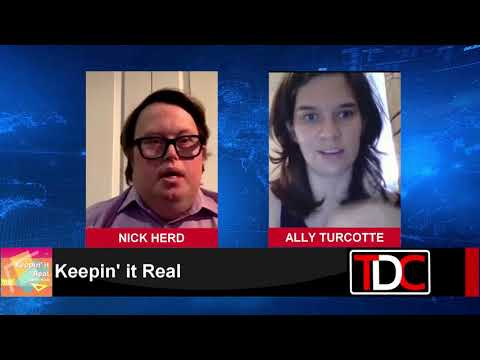 , TDC – KEEPIN' IT REAL W/ NICK & Inspiring Success Stories  – Ally T. & Casey M., Wheelchair Accessible Homes
