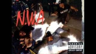 NWA - Real Niggaz Don't Die