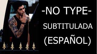 Zayn Malik - No Type Cover (Subtitulada al Español)