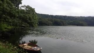 Laguna encantada San Andrés Tuxtla