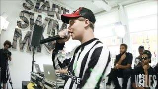 Yung Lean - Deathstar // Getting Benjamins ( Live at VFILES )