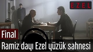 Ezel 71.Bölüm Final Ramiz Dayı Ezel Yüzük Sahnesi