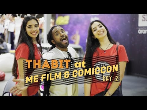 Thabit at MEFCC 2015 [ Day 2 ]