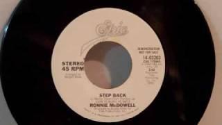 Ronnie McDowell - Step Back