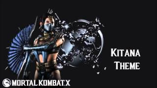 Mortal Kombat X - Kitana Royal Storm Theme