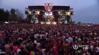 Steve Aoki Ultra Music Festival 2016