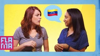 Latinos Imitate Each Other's Accents