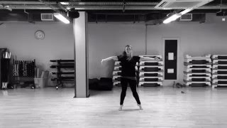 Miley Cyrus - Hands of Love - Contemporary Dance - Lyrical Dance - Choreography