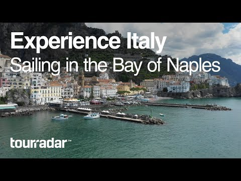 Experience Italy: Sailing in the Bay of Naples