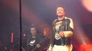 DURAN DURAN - A View to a Kill - Bell Centre Montreal - April 11, 2016