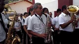Banda Santa Cecília, Sabará - Festa do Divino Espírito Santo (02)