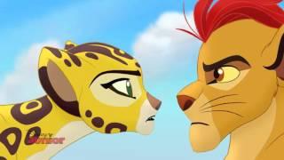 Garda Felină: Răgetul lui Kion. În fiecare zi, doar la Disney Junior!