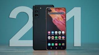 vidéo test Samsung Galaxy S21 par Steven