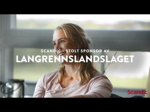 #VærDegSelv med Birgit Skarstein og Scandic Hotels