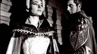 Maria Callas singing Ah partiam.. (Il Pirata ensemble)
