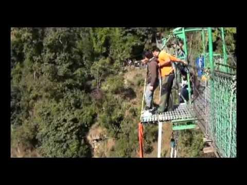 Abhash Bikram Thapa Bungy / Bunjee Jump – The Last Resort, Nepal