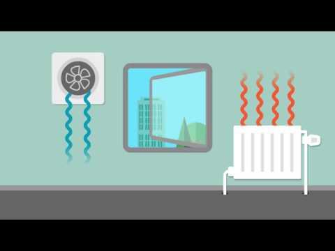 Energispartips - öppna inte fönster