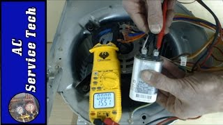 Step by Step Procedure for Troubleshooting a Blower Motor from a Furnace and AC System!
