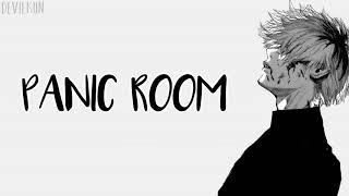 Nightcore ➝ Panic Room (Male Version)