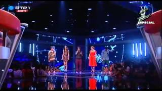 "Equipa Marisa Liz – ""A Sky full of Stars"" – Gala Solidária - The Voice Portugal"