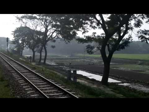 Dhaka – Sylhet Train Joureny