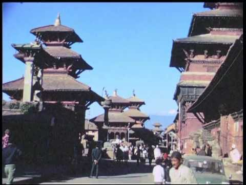 Trip to mystical Nepal in 1970