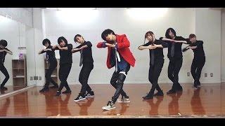 TAEMIN(태민) Danger(괴도) _ HIZASHIN Dance Cover