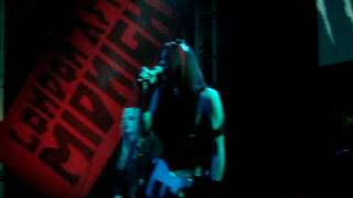 LONDON AFTER MIDNIGHT-WHERE GOOD GIRLS GO TO DIE-25/10/2008