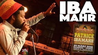 Iba Mahr & Harar Band - Travelling Home in Hamburg @ Reggaeville Easter Special 2016