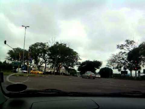 Dél-Afrika Besemosa road