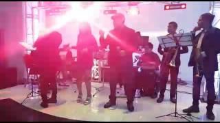 SALSA DEL ISTMO - La Rebelión (Corte Live)