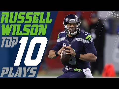 Russell Wilson's Top 10 Plays of the 2016 Season | NFL Highlights