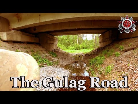 Metal Detecting The Gulag Road And Abandoned Village 2019 Recon Trip