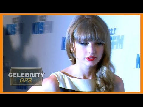 Taylor Swift is up to something Hollywood TV