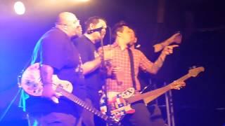 Bowling for soup Punk Rock 101 live Belfast 2012