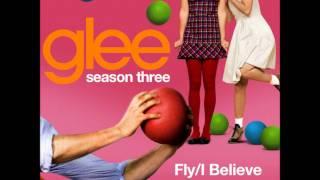 Fly   / I Belive I Can Fly - Glee Cast (Download  & Lyrics)