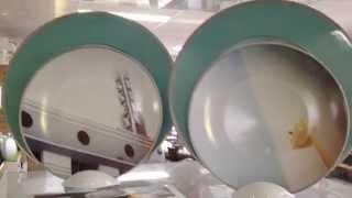 La fabrication de porcelaine Deshoulières - Interview Express
